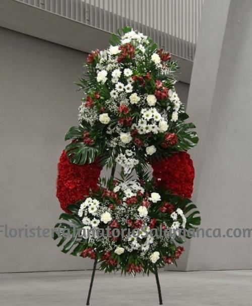 Trabajos Florales Fúnebres