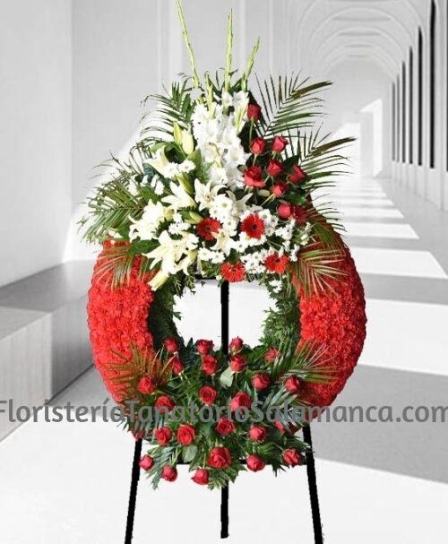 Corona Clavel Rojo Salamanca